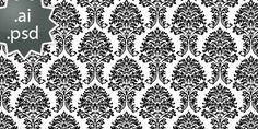 30 Free Illustrator Pattern Sets