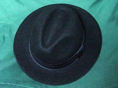 How to make a hat block using styrofoam.