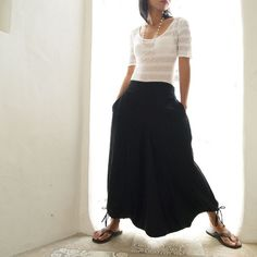 Wabi-Sabi Pants | For the Ladies (Clothing + Accessories)