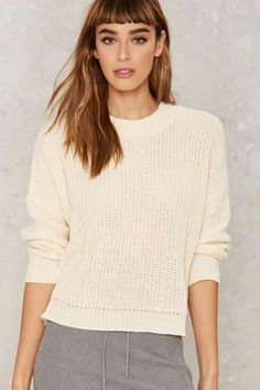 Glamorous Otis Ribbed Sweater