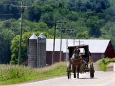 Day trip: Amish life in Cashton : 77-square