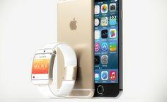 El Diseño del iWatch Podría Estar Basado en el iPhone 6