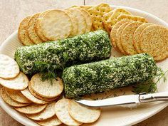 Goat Cheese with Fresh Dill Recipe : Ree Drummond : Food Network - FoodNetwork.com