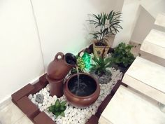 Como fazer um jardim de inverno ( Faça você mesma ) - /  How to make a winter garden (Do yourself) -