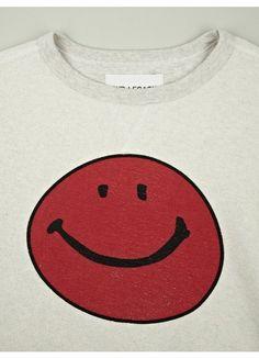 Men's Reversible Smile Sweat