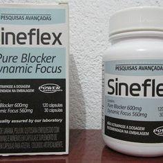 Sineflex (Termogênico e Bloqueador de Gordura) - Power Supplements - Monólogo de Julieta