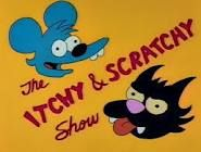 Itchy And Scratchy Show