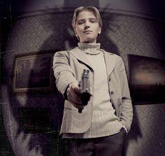 Monster - Johan Liebert cosplay by Paranoic Rat Photographer, editor - Special K