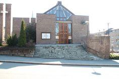 St. Laurentius Catholic church in Drammen, Norway