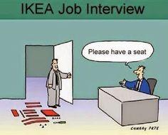 Corinne Pascal - Google+ #Ikea #JobInterview #Humour