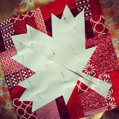 Image result for canadian flag quilts | Quilt Patterns | Pinterest ... : canadian flag quilt - Adamdwight.com