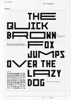 The Monier Building is a brand new construction in Oslo, located in an old historic industrial site. Bleed & Bureau Bruneau developed an identity based on the architecture of the building itse… Lettering, Typography Letters, Graphic Design Typography, Logo Design, Design Graphique, Art Graphique, Typography Inspiration, Graphic Design Inspiration, Monospace