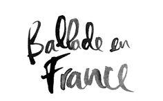 Logos - hand lettered by MaricorMaricar , via Behance