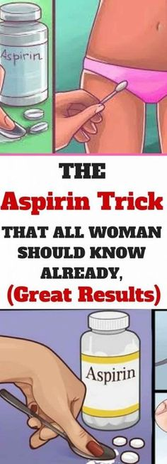 Aspirin is one of the most well-known painkillers that we use nowadays. People use it to cure headaches, toothaches etc. Here, we're going to present you some of the best uses of Aspirin that you'll be amazed by! They have been discovered by one the most famous pharmacists in the whole world. REMOVES SWEAT STAINS …