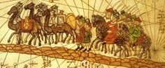 The journeys along the Silk Road would been impossible without the horse and the camel .