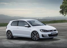 2014 VW GOLF GTI White