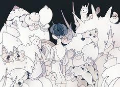 Phos and snails Character Illustration, Illustration Art, Manga, Really Cool Drawings, Magical Girl, Cute Art, Art Reference, Fantasy Art, Art Drawings
