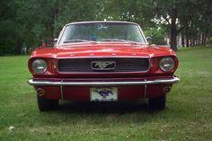 Mustang 1966 Décapotable