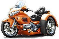 Honda Goldwing Trike   eBay