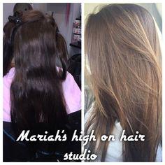 166 Best High On Hair Portfolio Images On Pinterest Balayage