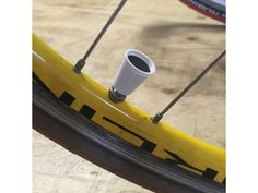 TUTUGO; 3D Printed Coffee Cup Valve Caps by Baschz Leeft.  coffeelovers cycling bikelovers