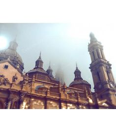 Niebla en el Pilar