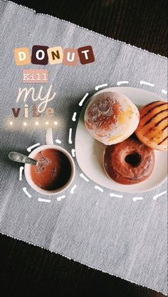 Mar 2020 - Image shared by Find images and videos about breakfast, coffe and donut on We Heart It - the app to get lost in what you love. Instagram Feed, Instagram And Snapchat, Instagram Story Ideas, Food Snapchat, Creative Instagram Photo Ideas, Instagram Photo Editing, Insta Photo Ideas, Donut Kill My Vibe, Insta Snap