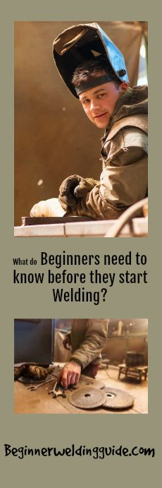 Tips and tricks for beginner welders!