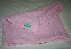Tiddliwinks PINK CHENILLE Baby Blanket Girls Security Soft Cable Knit Target #Tiddliwinks Baby Girl Blankets, Cable Knit, Knitting, Pink, Tricot, Breien, Stricken, Weaving, Knits