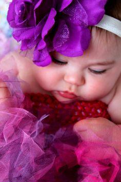 baby girl snow white tutu flower adorable princess photography pretty