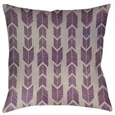 Featherwood Indoor/Outdoor Throw Pillow