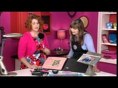 212-4 Jenny Barnett Rohrs has some tips for using tools to make crafting easier on Scrapbook Soup