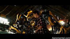 Bumblebee #Autobot y Sam W.