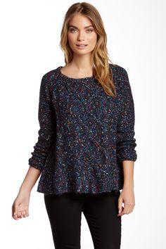 Quinn Eloise Raglan Sweater