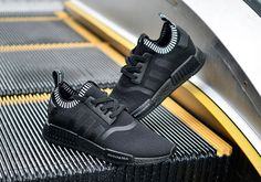 Find Adidas Nmd Triple Black Uk online or in Airyeezyshoes. Shop Top Brands and the latest styles Adidas Nmd Triple Black Uk at Airyeezyshoes. Adidas Nmd R1, Adidas Nmd Primeknit, Tennis Sneakers, New Sneakers, All Black Sneakers, Adidas Sneakers, Sneakers Fashion, Bordeaux, Black And White Trainers