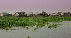 Benin, Ganvie, Africa 2011, december