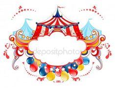 Цирк палатку кадр