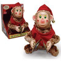 Westminster 3030 Cymbal Monkey by Westminster Inc.. $15.95. Come one; come all to see the amazing Cymbal Monkey! This circus style magic monkey is quite a little performer. Turn on this vintage-inspired, mechanical toy to watch the monkey clap his two cymbals together. He'll even do a special monkey dance and give