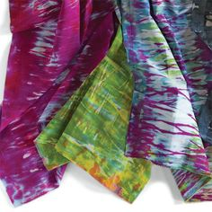 When it comes to fabric dyeing, my favorite techniques have got to be shibori. What is shibori and how is it different from the other fabric dyeing techniques, you ask? Shibori is a Japanese method of dyeing that uses folding, wrapping, or stitching as a dye resist to create patterned fabric. Other dyeing techniques treat…