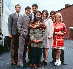 East is East 1999 In 1971 Salford fish-and-chip shop owner George Khan expects his family to follow his strict Pakistani Muslim ways. But his children, with an English mother and having been born and brought up in Britain, increasingly see themselves as British and start to reject their father's rules on dress, food, religion, and living in general.