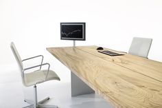 TIX Conference - Solid wood table