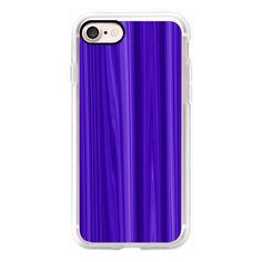 Purple Streaks - iPhone 7 Case, iPhone 7 Plus Case, iPhone 7 Cover,... ($40) ❤ liked on Polyvore featuring home, bed & bath, bedding, bed sheets, iphone case, purple bed linen and purple bedding
