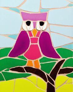 #mosaic #owl