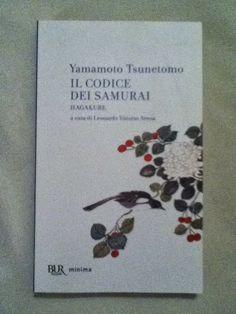 BookWorm & BarFly: Il codice dei samurai. Hagakure - Yamamoto Tsunetomo (1906)
