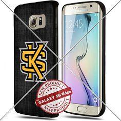 NEW Kennesaw State Owls Logo NCAA #1228 Samsung Galaxy S6 Edge Black Case Smartphone Case Cover Collector TPU Rubber original by WADE CASE [Samsung Galaxy S6 Edge Black Case] WADE CASE http://www.amazon.com/dp/B017KVMXF6/ref=cm_sw_r_pi_dp_YDKAwb09R8FS3
