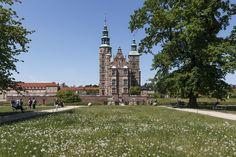 Travel Dänemark Kopenhagen Schloss Rosenborg mit den Kronjuwelen © www.amalielovesdenmark.com