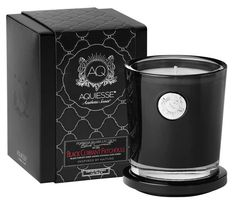 Shop aquiesse black currant collection scented soy candle black orchid - make your room smelling fresh. Get aquiesse candles from our wide range. Unique Candles, Large Candles, Black Candles, Scented Candles, Candels, Glass Candle, Candle Jars, Sandalwood Candles, Candles