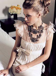 Bride Wedding Dress Fashion 2011 - 2012 Gelinlik Modelleri 2012 Modası: Summer 2007 Top Ten Gowns