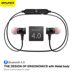 >> Click to Buy << A920BL Wireless Bluetooth Earphone 4.0 Bluetooth Headset Headphone Microphone With Mic Sports Stereo Earphone For Phone  #Affiliate