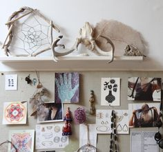 Odette inspiration wall. Photo by Rand Niederhoffer. #jencausey